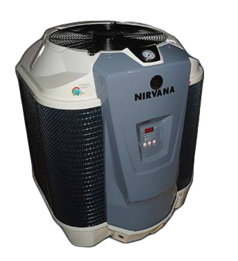 Máy bơm nhiệt hồ bơi Nirvana F120
